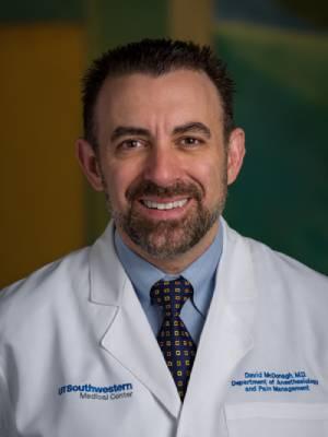 David McDonagh, M.D.