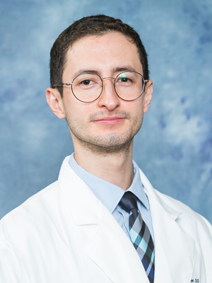 Daniel Castro-Alvarado, M.D.